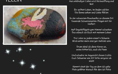 Gedicht für die Schweineseelen von Alt Tellin