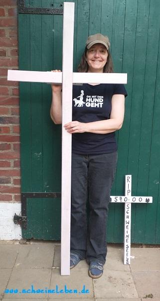 Kreuze für Alt Tellin