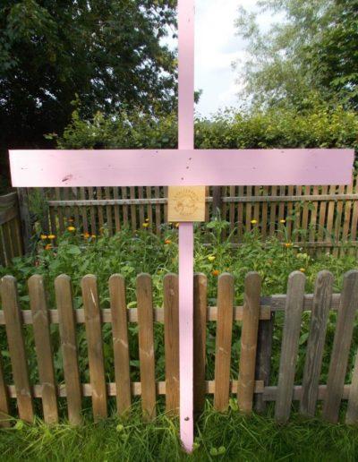 Hof Butenland - Kreuz