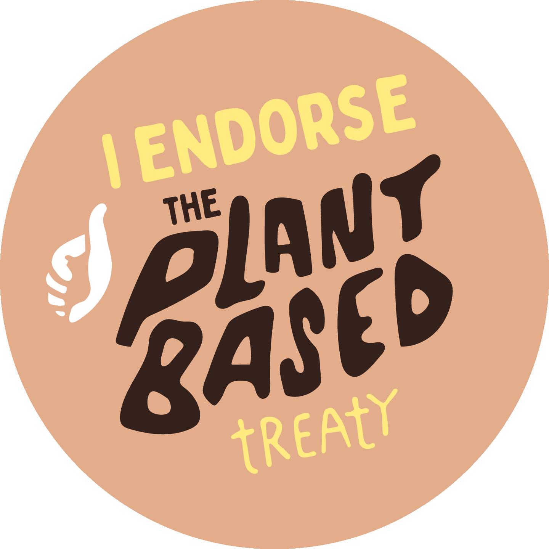 Plantbasedtreaty endorse