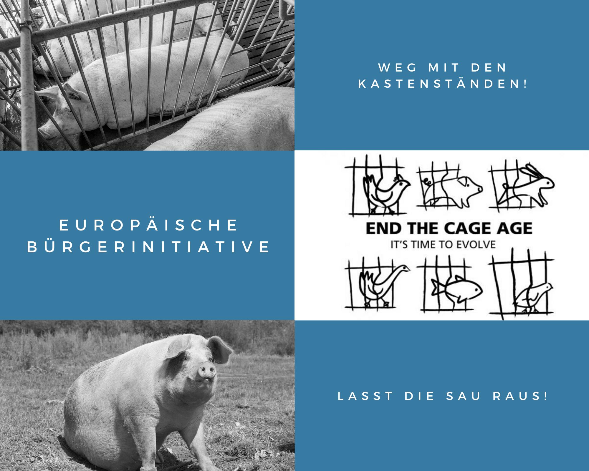 Endthecageage - Bürgerinitiative